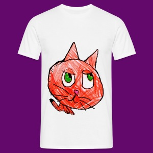 CHAT NATHAN - T-shirt Homme