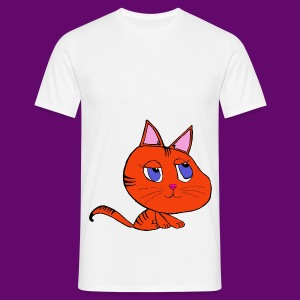 CHAT NATHAN 2 - T-shirt Homme