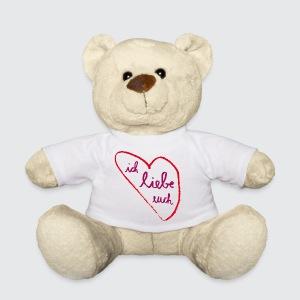 ich liebe euch - Teddy