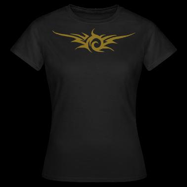 Tribal tattoo t shirts t shirt spreadshirt for Tribal tattoo shirt