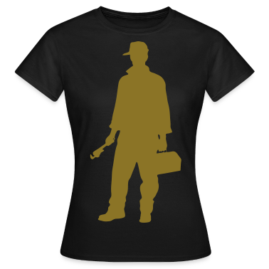 carpenter profession people T-Shirts