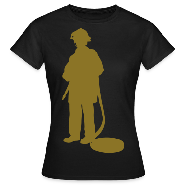 fireman profession T-Shirts