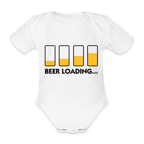 Body BeBeer - Body orgánico de maga corta para bebé