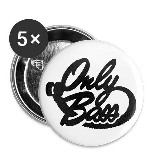 Badge OB 32 mm - Lot de 5 moyens badges (32 mm)