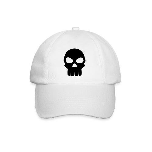 Cappello da Baseball Skull - Cappello con visiera