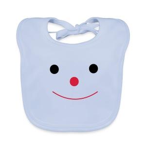 Smile Today Bib - Baby Organic Bib