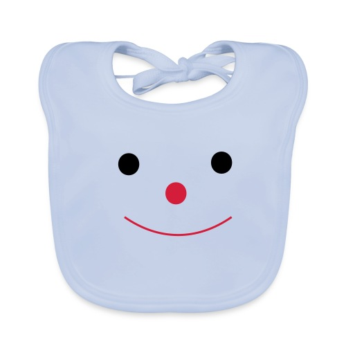 Smile Today Bib - Baby Organic Bib