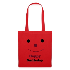 Happy Smileday Bag - Tote Bag