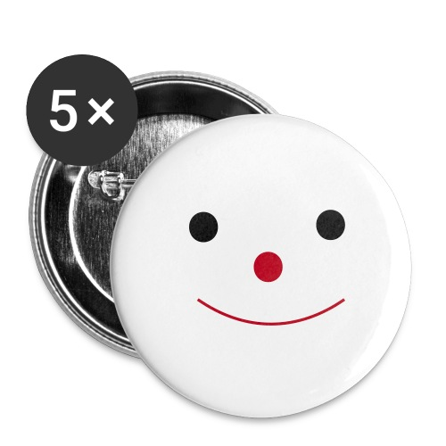 Smile Today - Buttons medium 32 mm