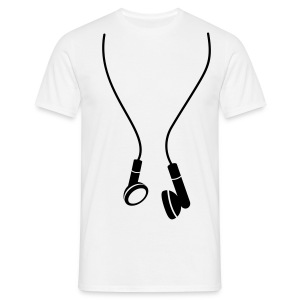 Headphones for Women - Männer T-Shirt
