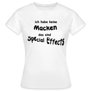 Macken for Women - Frauen T-Shirt