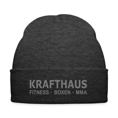 Krafthaus - Mütze /Grey - Wintermütze