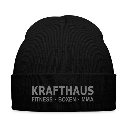 Krafthaus - Mütze /Black - Wintermütze
