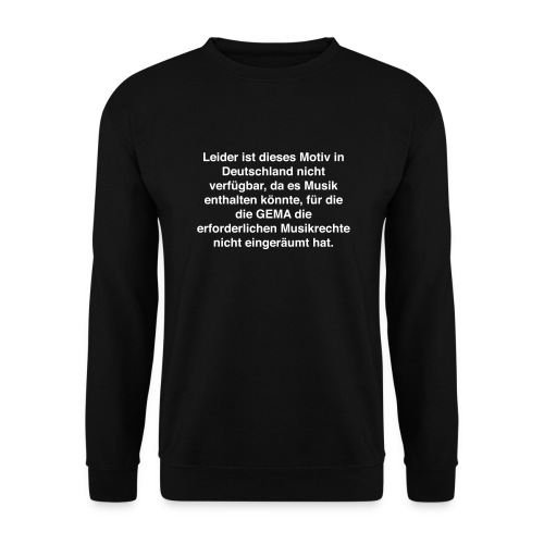 Leiderleider-Pullover - Männer Pullover