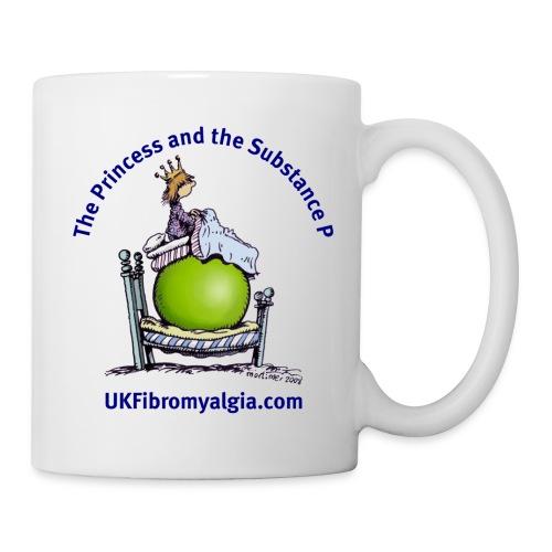 Princess and the Substance P Mug - Mug