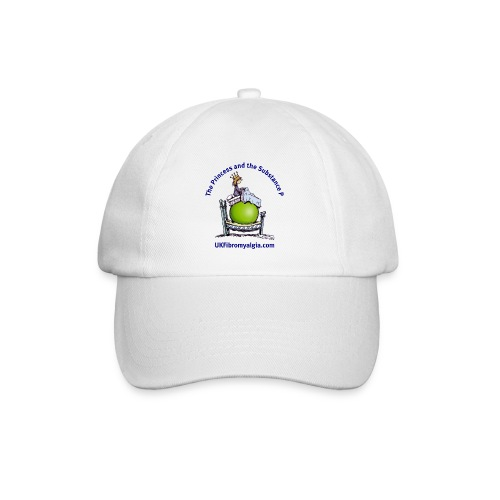 Princess and the Substance P Baseball Cap - Baseball Cap