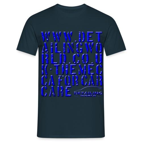 Detailing World 'Mecca' T-Shirt  - Men's T-Shirt