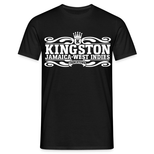 t-shirt kingston - T-shirt Homme