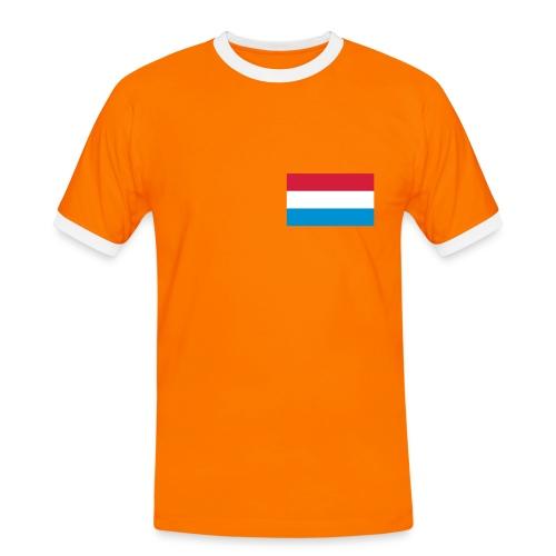 Holanda - Camiseta contraste hombre