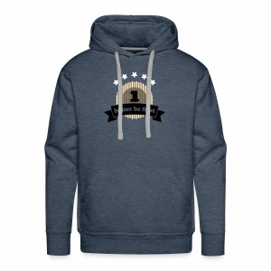 better be first - Männer Premium Hoodie