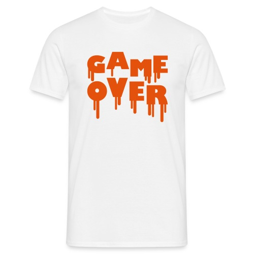 Game Over Shirt - T-shirt Homme