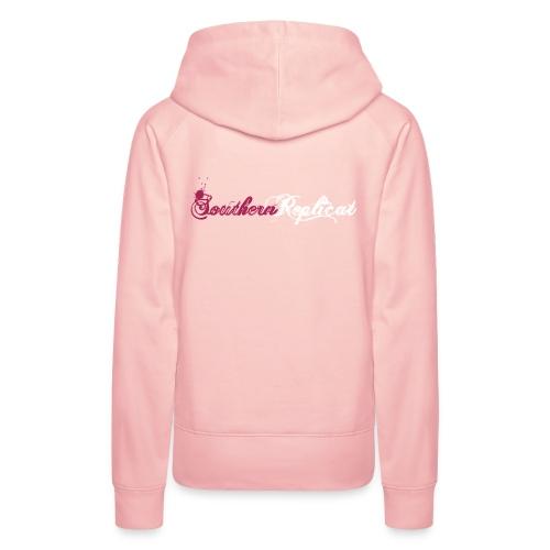 Southern - Damen Pullover - rosa - Frauen Premium Hoodie