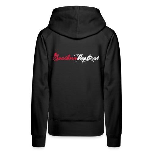 Southern - Damen Pullover - schwarz - Frauen Premium Hoodie