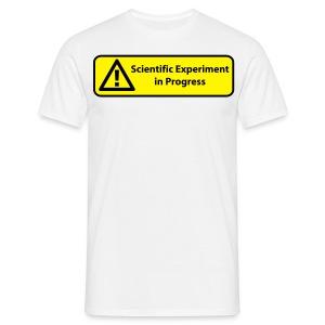 Humor Me T-Shirts (Science) - Men's T-Shirt