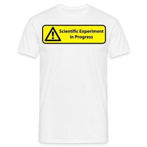 Humor Me T-Shirts (Science) - Men's T-Shirt