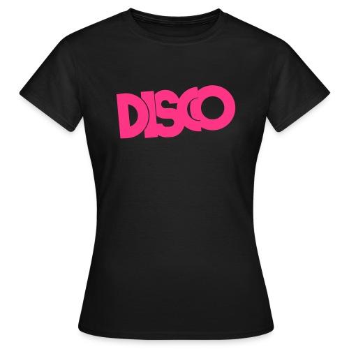 DISCO - Women's T-Shirt