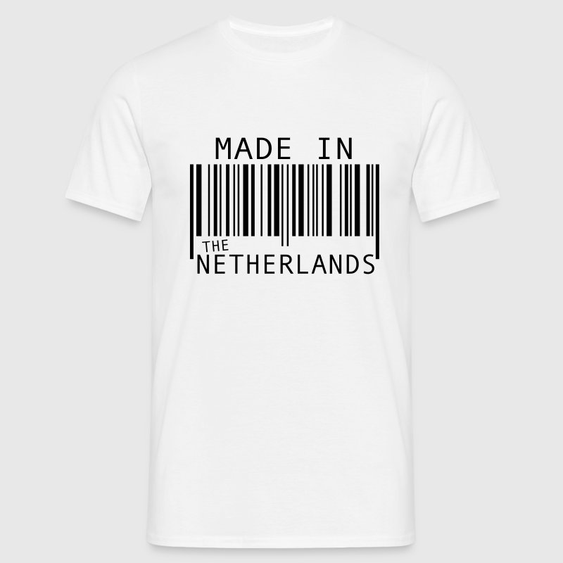 Made in The Netherlands T-shirts - Mannen T-shirt