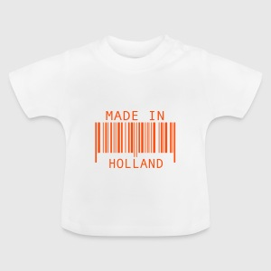 Made in Holland Baby shirts - Baby T-shirt