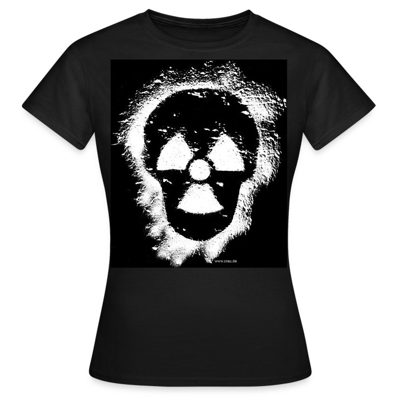 Anti-Atomkraft Graffiti - Frauen T-Shirt