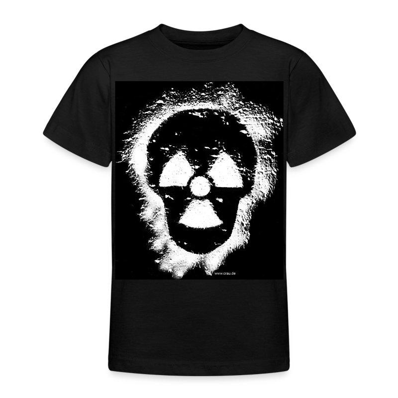 Anti-Atomkraft Graffiti - Teenager T-Shirt