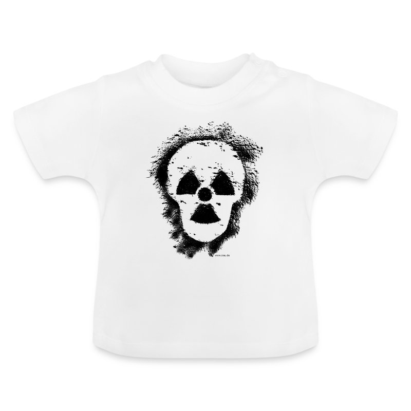 Anti-Atomkraft Graffiti - Baby T-Shirt