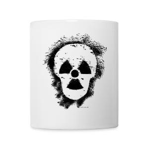 Anti-Atomkraft Graffiti (vorne) - Tasse