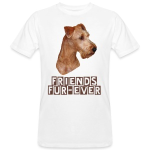 Shirt Irish Terrier - Männer Bio-T-Shirt