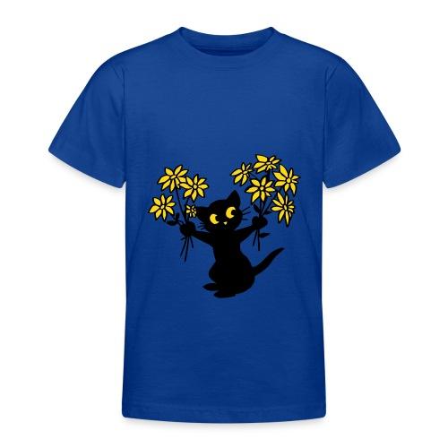 Les Fleurs - T-shirt Ado