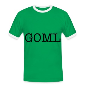 GOML Men's Raglan Long Sleeve - Men's Ringer Shirt