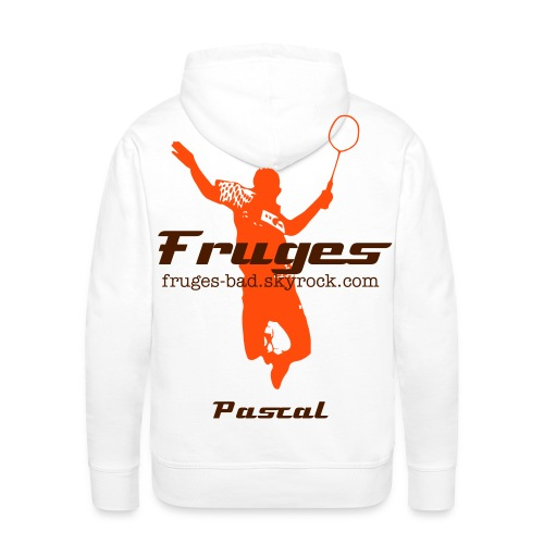 Fruges Badminton Club Sweater (Pascal) - Men's Premium Hoodie