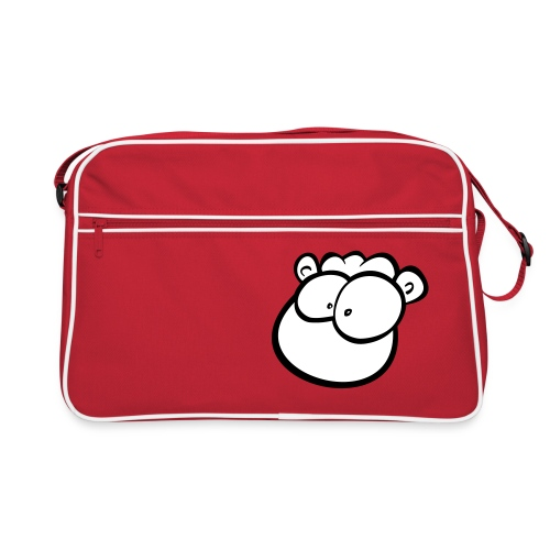 Retro Bag Sheep Style - Retro Tasche