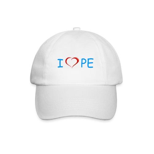 I Love PE 6 - Cappello con visiera