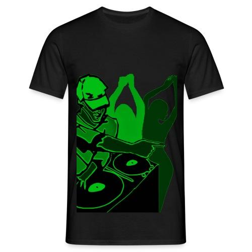T shirt homme DJ - T-shirt Homme