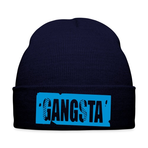 Bonnet gangsta mafia groove - Bonnet d'hiver