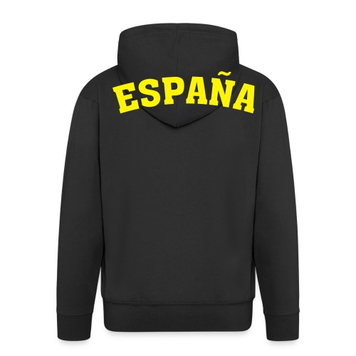 Sudadera España - Chaqueta con capucha premium hombre