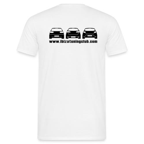 T-Shirt ITC 4 Emotion AUTO NERE UOMO - Maglietta da uomo