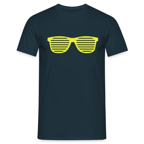 Cool Glasses - XL - 3XL - Men's T-Shirt