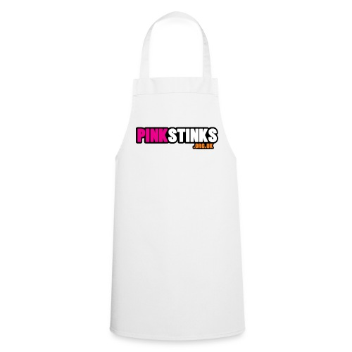 Pinkstinks Apron - Cooking Apron