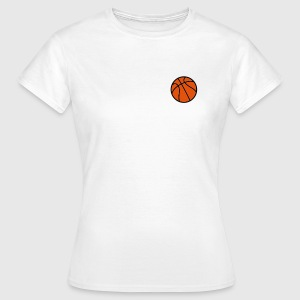 basketbal T-shirts - Vrouwen T-shirt