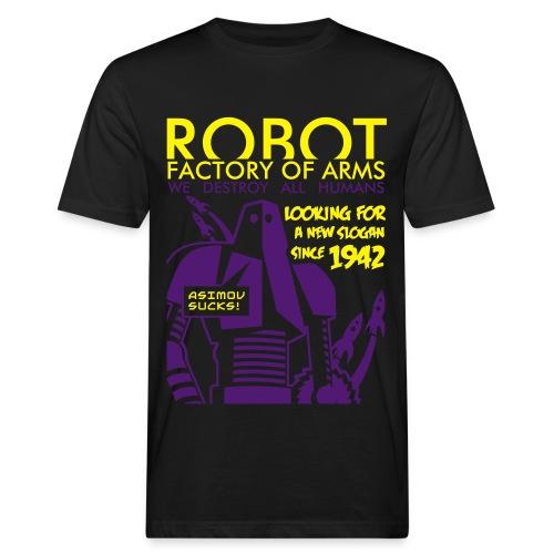 Robot - Ekologisk T-shirt herr